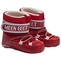Moon Boot Moon Boot Crib Red красный