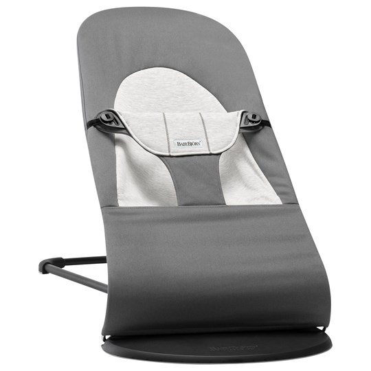 Babybjörn Bouncer Balance Soft Dark Grey/Grey Grå