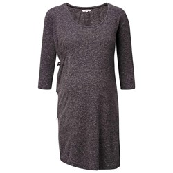 Noppies Dress 3/4 Elli Anthracite Melange