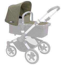 Bugaboo Buffalo Tailored Fabric Set Dark Khaki