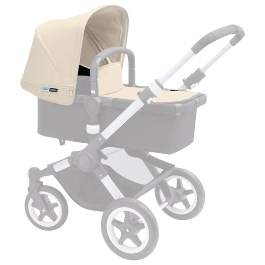 Bugaboo Buffalo Tailored Fabric Set Off White White