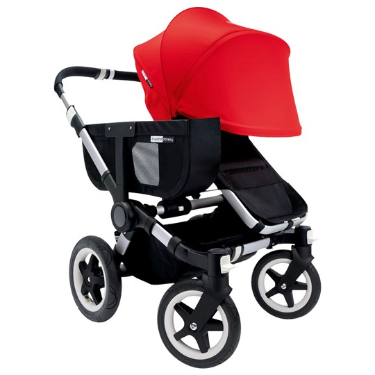 Bugaboo Donkey Sun Canopy Red Red