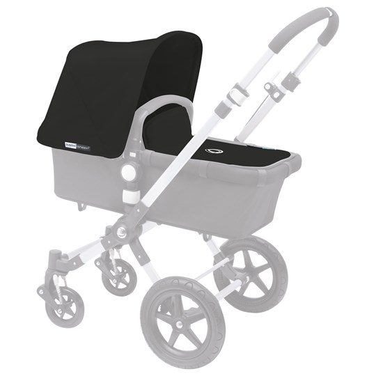 Bugaboo Cameleon³ Tailored Fabric Set Black Sort