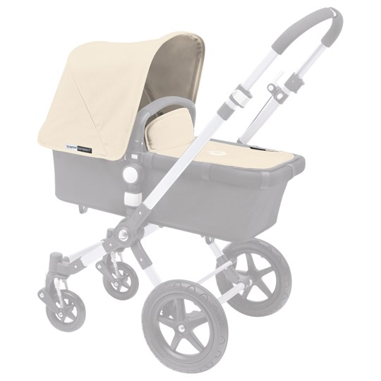 Bugaboo Cameleon³ Tailored Fabric Set Off White Hvid