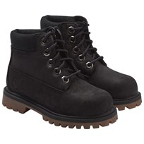 Timberland 6 In Premium Wp Boot Black Svart