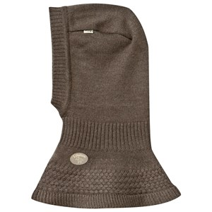 Image of Lillelam Basic Balaclava Brown 52/54 cm (456660)