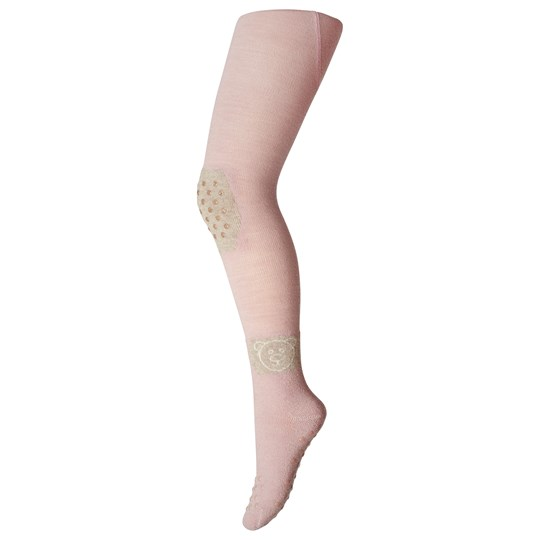 MP Wool Non-Slip Tights Pink розовый