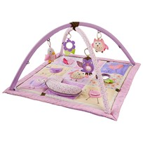Skip Hop Owl Patch Activity Baby Gym Rosa