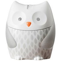 Skip Hop Moonlight & Melodies Owl Nightlight Soother White Белый