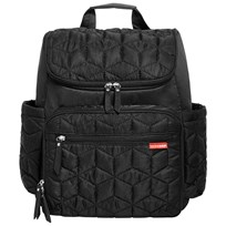 Skip Hop Forma Backpack Black Musta