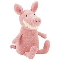 Jellycat Toothy Pig розовый