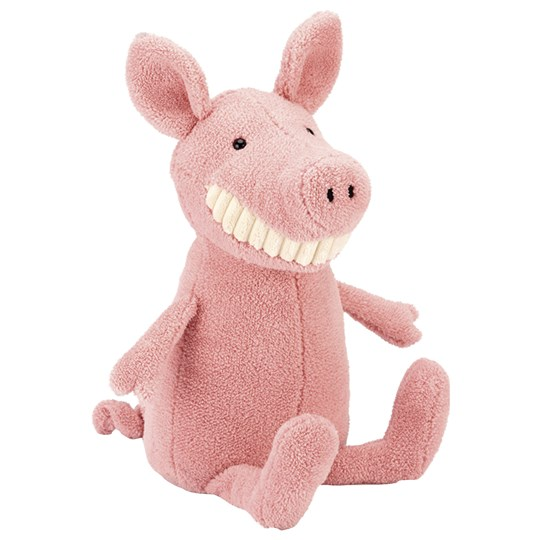Jellycat Toothy Pig Pink