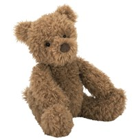 Jellycat Cinnamon Bear Medium Brown