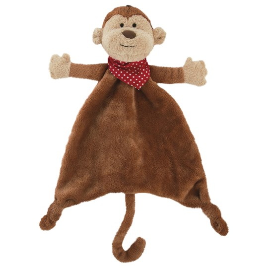 Jellycat Cheeky Monkey Soother Brown