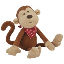 Jellycat Cheeky Monkey Brown