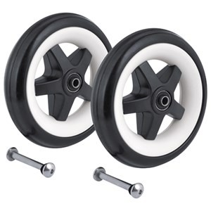 Image of Bugaboo bee3 rear wheels replacement set (2743723787)
