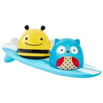 Skip Hop Zoo Bath Toy Light-Up Surfers Multi