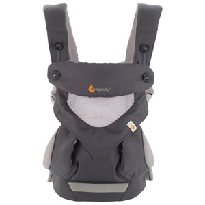 Image of Ergobaby Four Position 360 Cool Air Grey (3038343029)