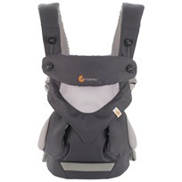 Ergobaby Four Position 360 Cool Air Grey серый