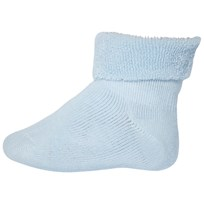 MP Terry Bamboo Baby Socks Light Blue Light Blue