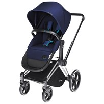 Cybex Priam 2-in-1 Seat Platinum Line Royal Blue Blue