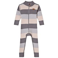 Voksi Wool Rib Jumpsuit Grey Grey