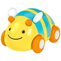 Skip Hop Explore & More Pull & Go Car Bee пестрый