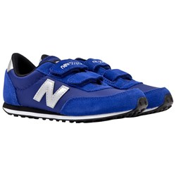 New Balance 410 Hook and Loop Blue/Silver