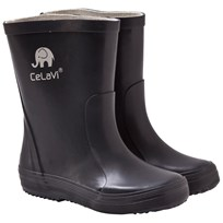 Celavi Basic Wellies Solid Dark Navy Dark Navy