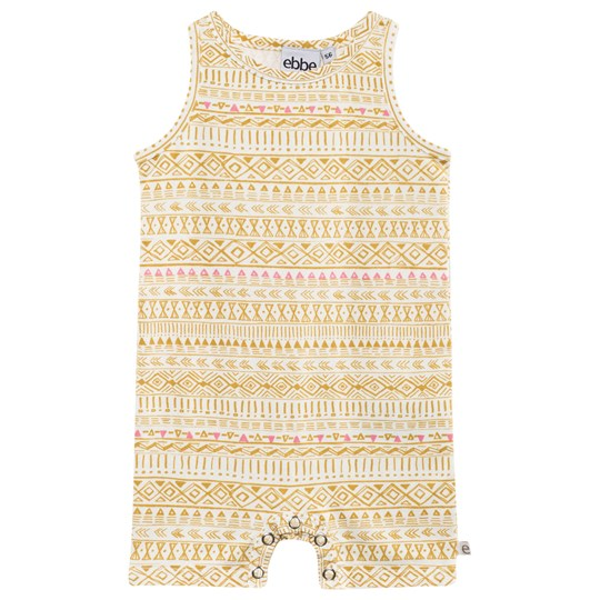 ebbe Kids Crisp Romper Golden Ink Golden Ink