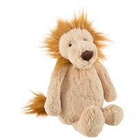 Jellycat Bashful Lion Yellow