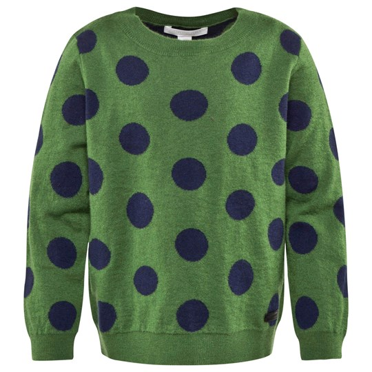 Burberry Carsen Cashmere Sweater Bright Green Bright Green
