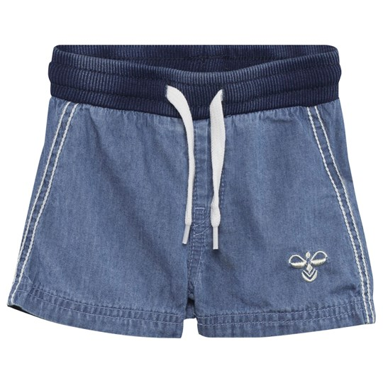 Hummel Alladin Shorts Denim Denim
