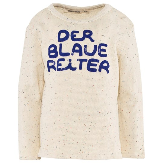 Bobo Choses Sweatshirt Der Blaue Reiter Broken white Broken white