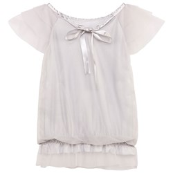 DOLLY by Le Petit Tom Fairy Top Silvergrey