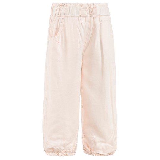 Hust&Claire Ribbon Pants Nude Rose Nude Rose