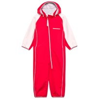 Didriksons Myamba Kids Coverall Flag Red Flag Red