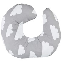 Färg & Form Cloud Nursing Pillow Grey Grå