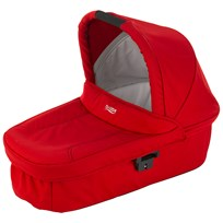 Britax Hard Carrycot Flame Red Red