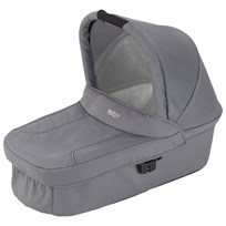 Britax Hard Carrycot Steel Grey Grå