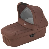 Britax Hard Carrycot Wood Brown Ruskea
