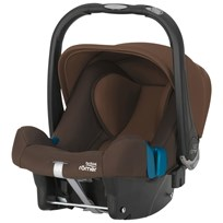 Britax Baby-Safe Plus SHR II Wood Brown Brown