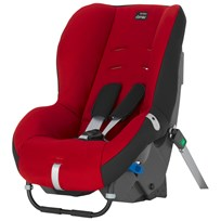Britax Hi-Way II Flame Red Red