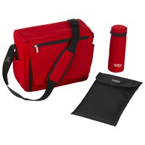Britax Nursery Bag Flame Red Red