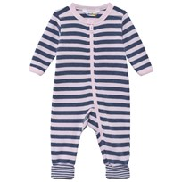Joha Jumpsuit W/2in1 Foot Stripe Girl YD Stripe Girl