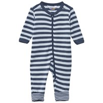 Joha Jumpsuit W/2in1 Foot Stripe Boy YD Stripe Boy