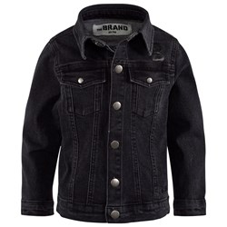The BRAND Denim Jacket Washed Black