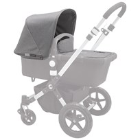 Bugaboo Cameleon³ Tailored Fabric Set Grey Melange Grå