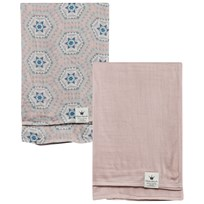 Elodie Details Bamboo Muslin Blanket Set Bedouin Stories Multi
