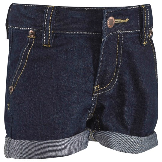 I Dig Denim Soho Shorts Raw Blue Blue